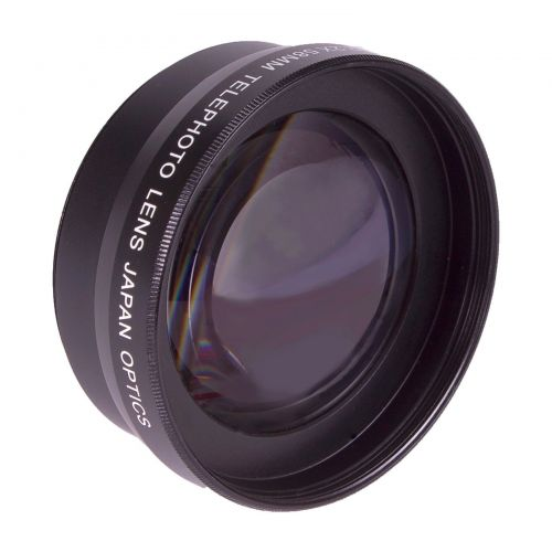 3 Lens, Filter Kit, Gifts Canon Eos Digital Rebel XS XT T3 T3i T4I for 18-55 HD View 3