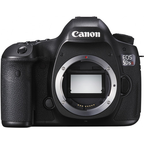 Canon EOS 5DS DSLR Body Camera (Canon 5DS R Body)