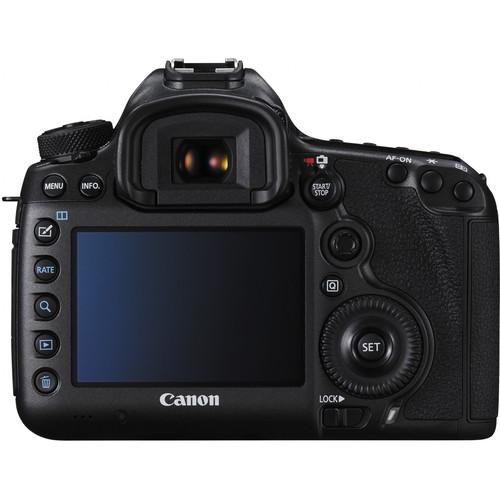 Canon EOS 5DS DSLR Body Camera (Canon 5DS R Body) View 2
