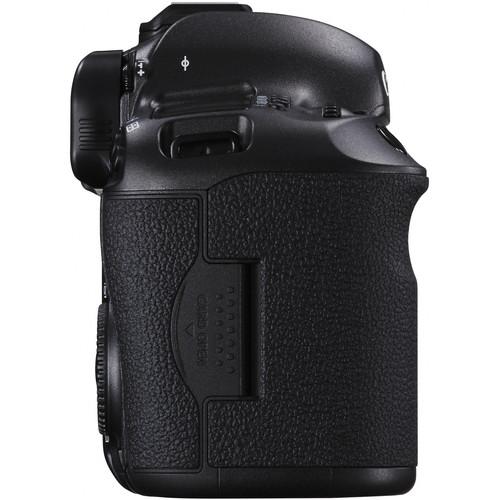 Canon EOS 5DS DSLR Body Camera (Canon 5DS R Body) View 3