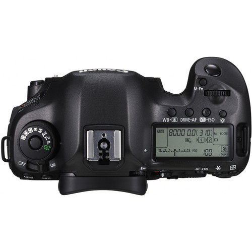 Canon EOS 5DS DSLR Body Camera (Canon 5DS R Body) View 4