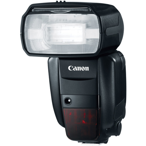 Canon Speedlite 600EX-RT View 1