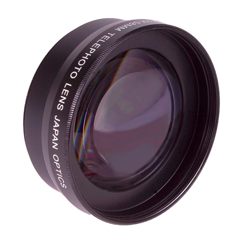 52mm HD 3 Lens, Filter Kit for Nikon D3000 D3100 D3200 D3300 D5000 D5500 D5200 View 4