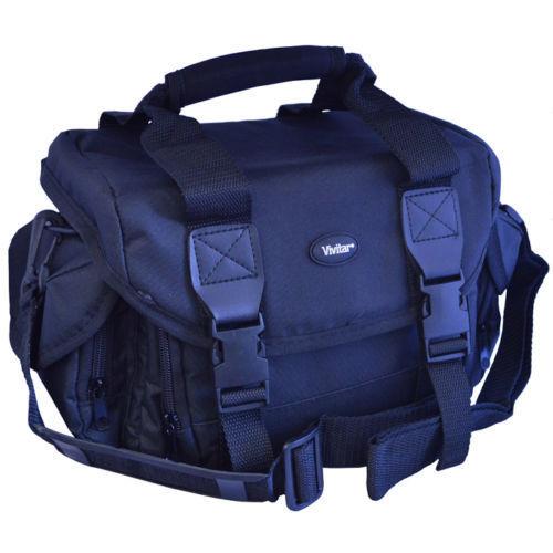 COMPLETE Accessory Kit for NIKON D90 D60 D5100 D5200 D5300 Digital SLR Camera View 2