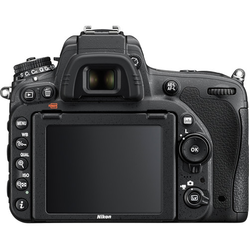 Nikon D750 DSLR Camera with 24-120mm Lens View 3